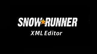 SnowRunner XML Editor