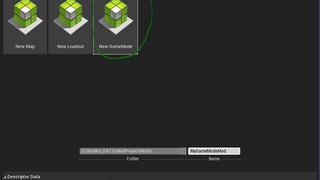 Create GameMode Mod in Contractors VR