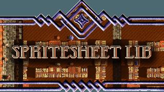 Spritesheet Library