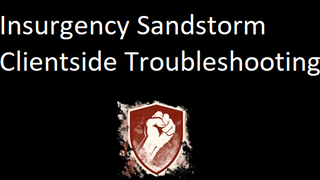 Clientside Troubleshooting Guide [WIP]