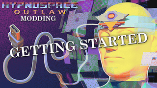 Getting Started Modding Hypnospace Outlaw