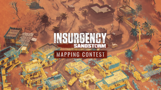 Insurgency Sandstorm Mapping Contest 2020