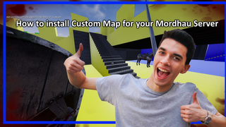 How to set up custom maps on your Mordhau server