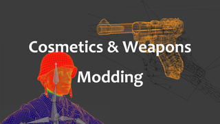 Cosmetics/Weapons Rigging and Modding Guide