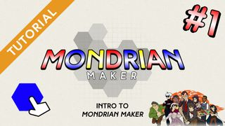 Mondrian Maker Tutorials #1 - Intro to Mondrian Maker