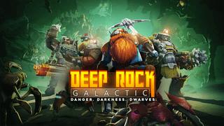Deep Rock Galactic - UGC Policy