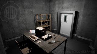 SCP: Recontainment