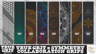True Grit x Symmetry Clothing Collab Grips