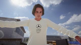Kanye West Donda Mercedes-Benz Sweater