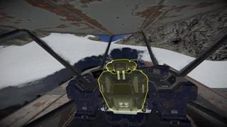 Landing gone wrong