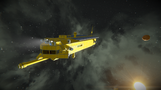 FUEL CORE FRIEGHTER