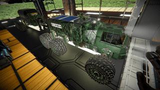 Cimex utility vehicle