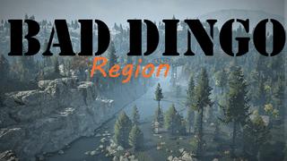 Bad Dingo and Lake Shiatro Region