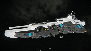 IGDA - Fenrir Combat Destroyer