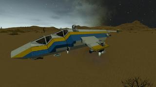 RS-16 Gunship