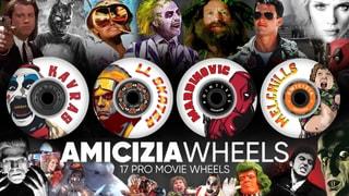 Amicizia Wheels - Movie Night