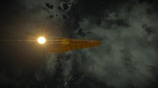 Bajoran Freighter