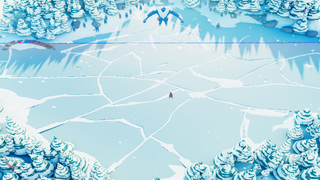 Meanwhile... An Icy Encounter