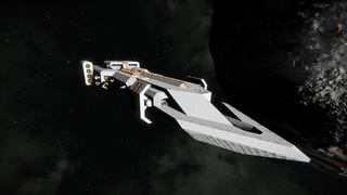 CCM Crimson Class Capital Ship