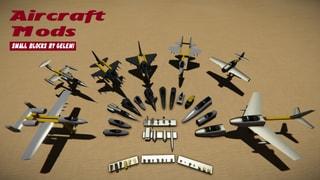 Aircraft Mods Small Blocks GELEMI