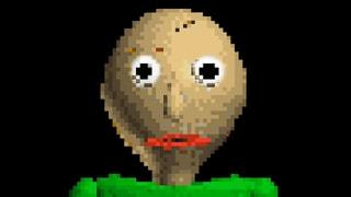 Baldi Scarecrow