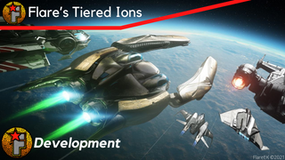 Flare's Tiered Ions - Development