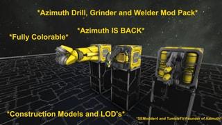 Azimuth Tiny Drill