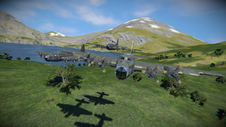 B-17 FLYING FORTRESS (REQUIRES MODS)