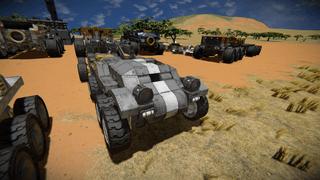 Frostbite DLC Tankette 2