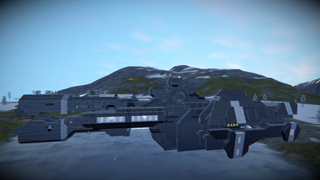 UNSC Paris-Class Frigate -Retrofit edit-