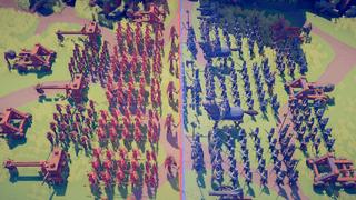 Medival Battle
