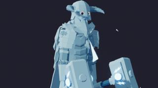 Ancient Ice Berserker