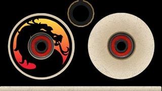 Mortal Kombat Wheels