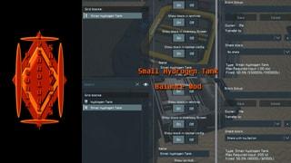 PTS Small Hydrogen Tanks Balance Mod