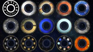 POINTLESS BEARINGS - PLANETS