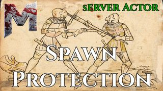 Spawn Protection Time - Server Actor