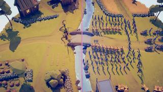 Farmer Faction Battle