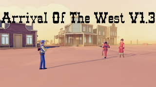 The Arrival Of The West V1.3 [For Kro]