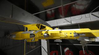 Delta 7 Intercepter atmosf