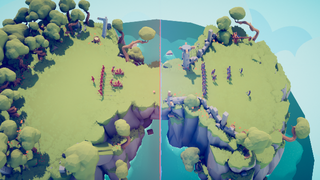 Village battles 3