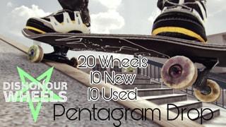 Dishonour Wheels Pentagrams Drop