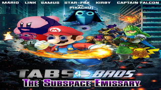 Subspace Emissary Super Tabs Bros