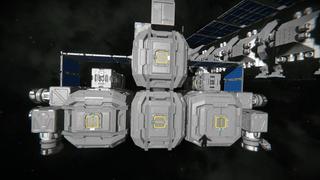 cmc prospector Cargo Pod
