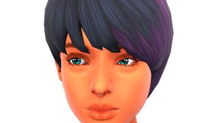 Womens Emo Hair
