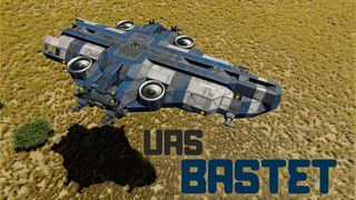 UAS Bastet (No DLC)