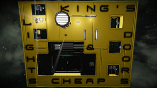 -KING's- Collective Modpack 1 PCU Lights and Doors