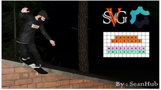 Savage Griptape - (Savage Wordsearch Collection)