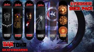 Avengers Deck pack