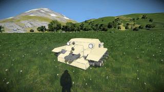 Italian Carro Armato CV 33 Fast Tank
