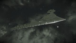 imperial 1 Star Destroy